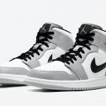 "NIKE AIR JORDAN 1 MID ""LIGHT SMOKE GREY"" 4/29(水)発売"