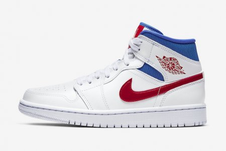 "ウィメンズ NIKE AIR JORDAN 1 MID ""PATRIOTIC"" 4/26(日)発売"