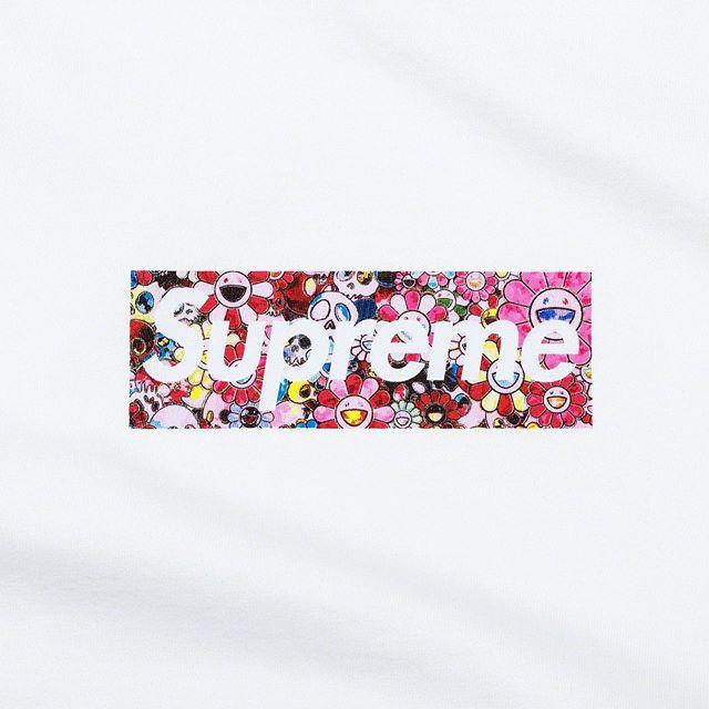 Supreme × 村上 隆