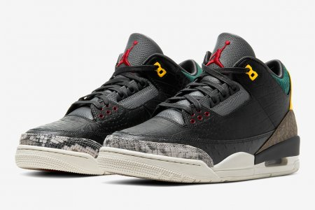 "NIKE AIR JORDAN3 ""ANIMAL INSTINCT 2.0"" 5/23(土)発売へ"