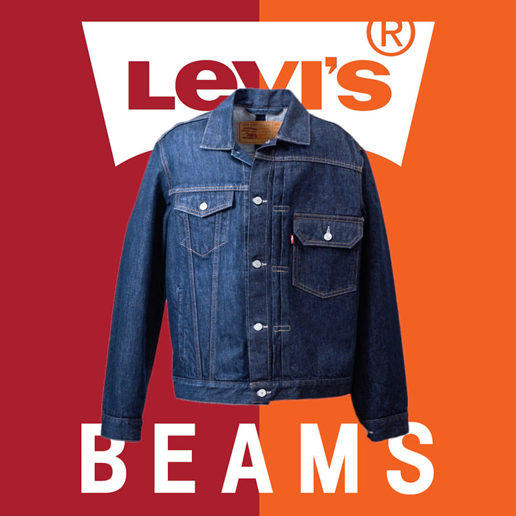 Levi's® × BEAMS