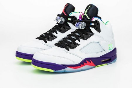 "NIKE AIR JORDAN 5 ""ALTERNATE BEL-AIR"" 8/29(土)発売予定"