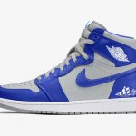 "NIKE AIR JORDAN 1 RETRO HI OG ""HYPER ROYAL"" 来春発売か"