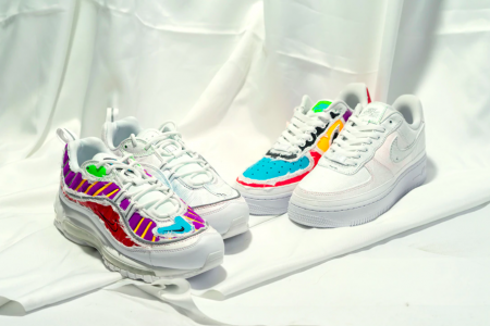 atmosにてNIKE W AIR FORCE1 '07 LX & AIR MAX98の抽選受付中