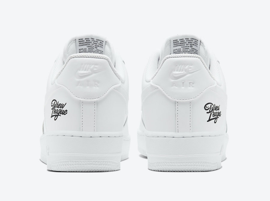 "NIKE AIR FORCE 1 LOW ""DREW LEAGUE"""