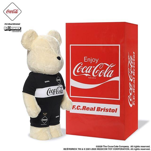 F.C.Real Bristol × コカ・コーラ