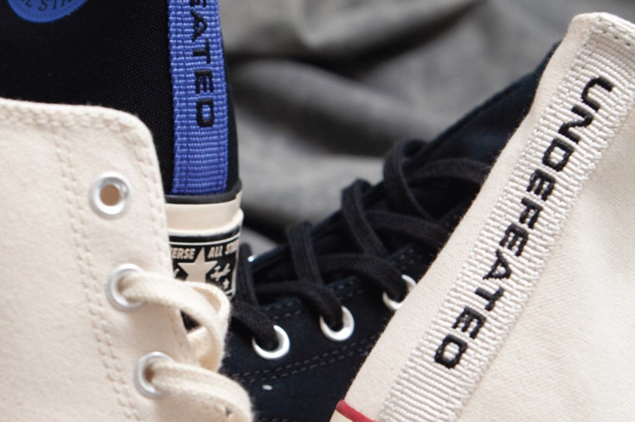 UNDEFEATED × CONVERSE CHUCK 70