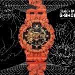 G-SHOCKとあの超人気アニメとのコラボ腕時計が7月より発売予定