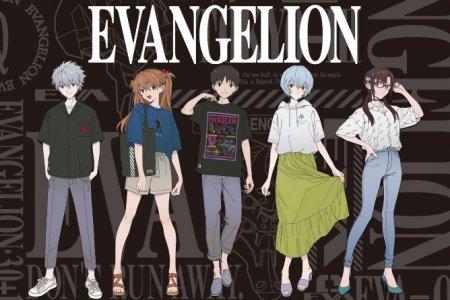 GU × EVANGELION コラボアイテムが6/19(金)より発売