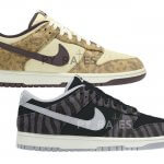 "NIKE DUNK LOW PRM ""ANIMAL PACK"" 来年登場か"