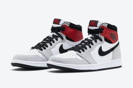 "NIKE AIR JORDAN 1 RETRO HIGH OG ""LIGHT SMOKE GREY"" 7/11(土)発売予定"
