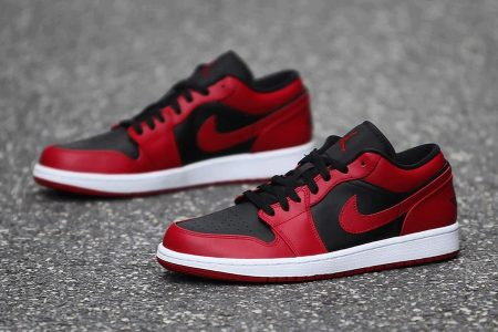"NIKE AIR JORDAN 1 LOW ""VARSITY RED"" 7/1(水)発売"