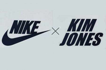 NIKE × KIM JONES のコラボスニーカーが発売か
