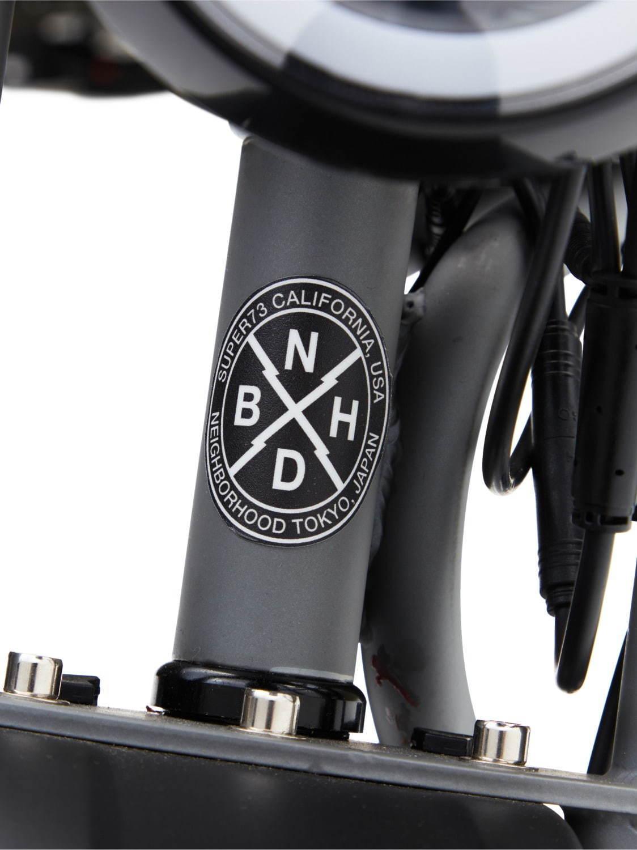 NEIGHBORHOOD × Super73