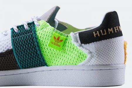 adidas × PHARRELL WILLIAMS スーパースターが7/3(金)発売