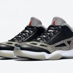 "NIKE AIR JORDAN 11 LOW ""BLACK CEMENT"" 7/16(木)発売"