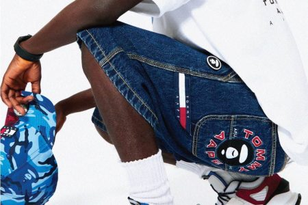 AAPE BY A BATHING APE × TOMMY JEANS コラボアイテムが7/11(土)発売