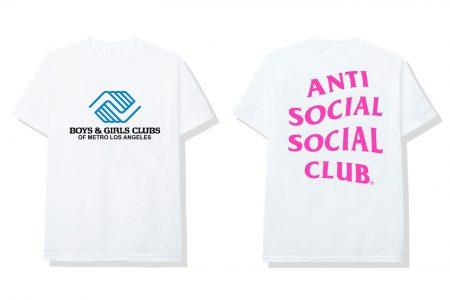 ASSC × Boys & Girls Clubs of Metro LA コラボアイテムが7/4(土)発売