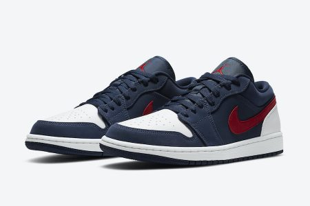 "NIKE AIR JORDAN 1 LOW ""USA"" 8/1(土)発売"