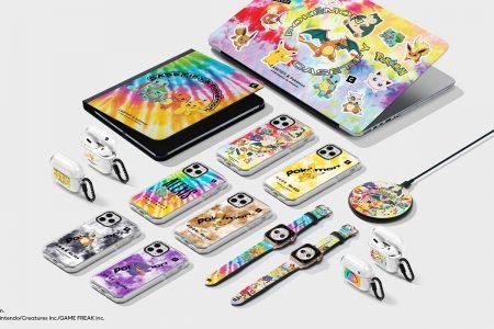 CASETiFY × ポケモン コラボコレクションが近日発売