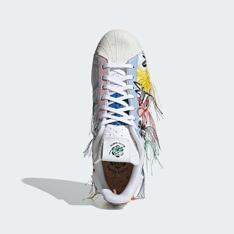 adidas SUPER STAR × SEAN WOTHERSPOON