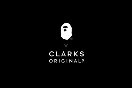 A BATHING APE® × CLARKS ORIGINALS 8/8(土)発売