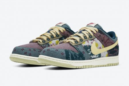 "NIKE DUNK LOW ""COMMUNITY GARDEN"" 9/10(木)発売"