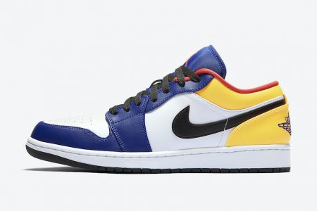 "NIKE AIR JORDAN 1 LOW ""WHITE/TRACRE"" 8/8(土)発売"