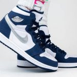 "NIKE AIR JORDAN 1 HIGH ""MIDNIGHT NAVY"" 今秋発売か"