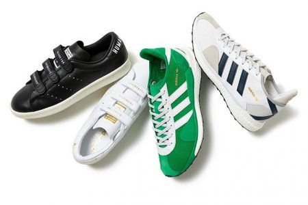 adidas Originals by HUMAN MADE 9/22(火)世界先行発売