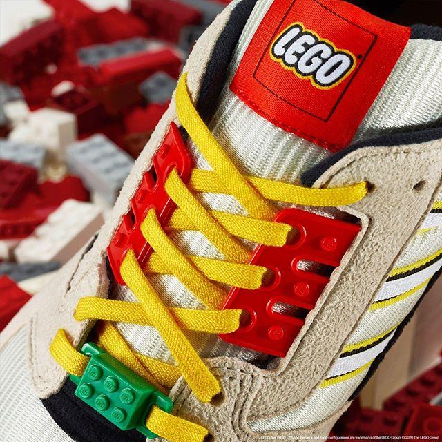 adidas ZX8000 × LEGO
