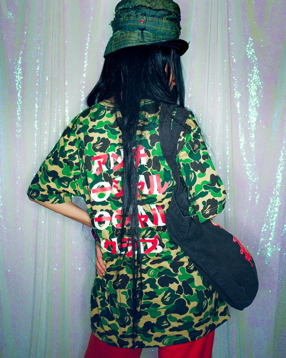 A BATHING APE® × ASSC