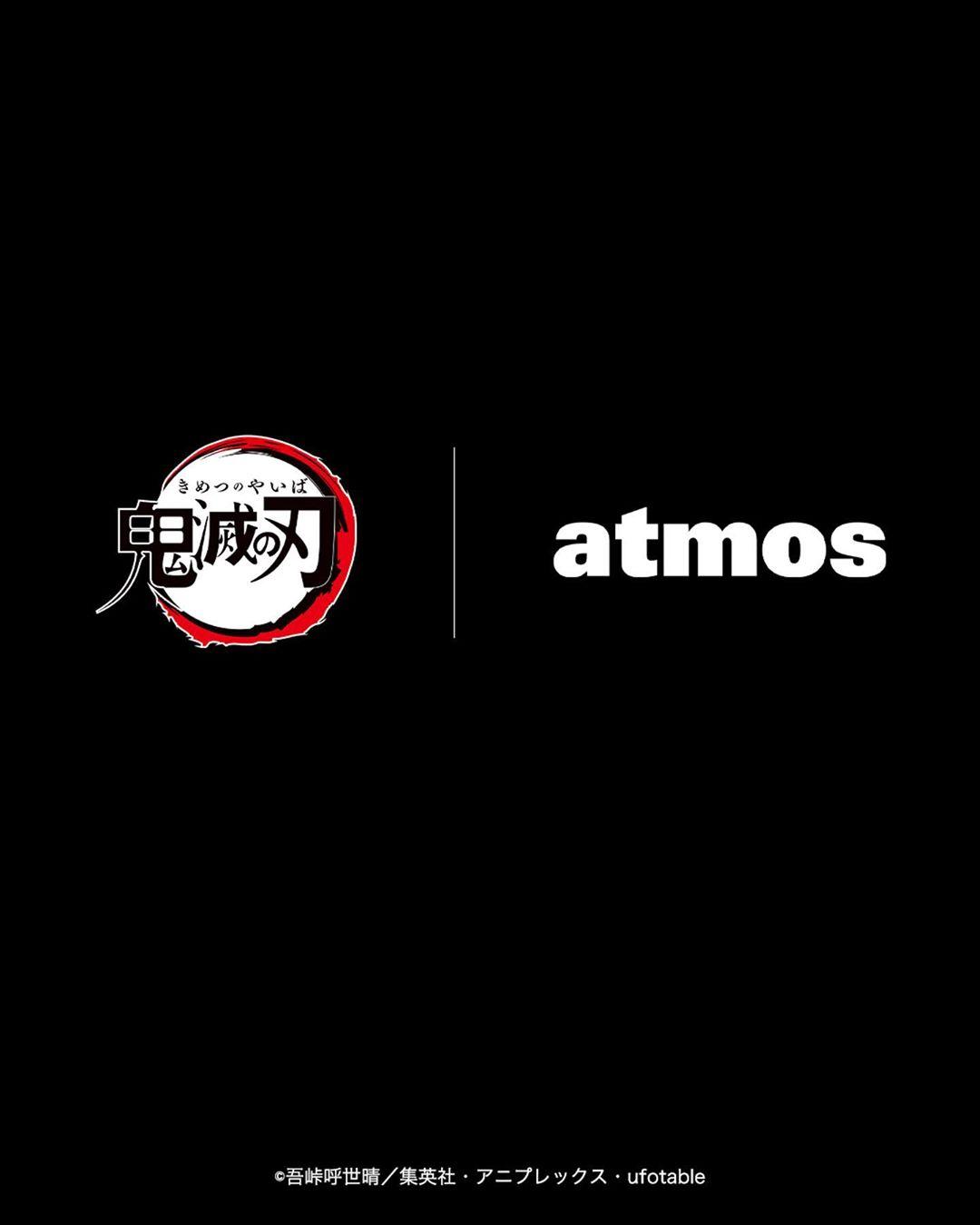 atmos × 鬼滅の刃