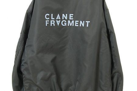 fragment × CLANE コラボアイテムが9/2(水)発売