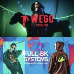 "FULL-BK × WEGO ""MUTATION OF YOUTH"" 9/18(金)発売"