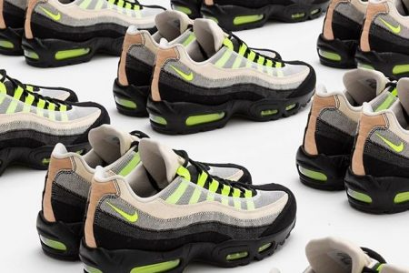 DENHAM × NIKE AIR MAX 95 が9/26(土)発売