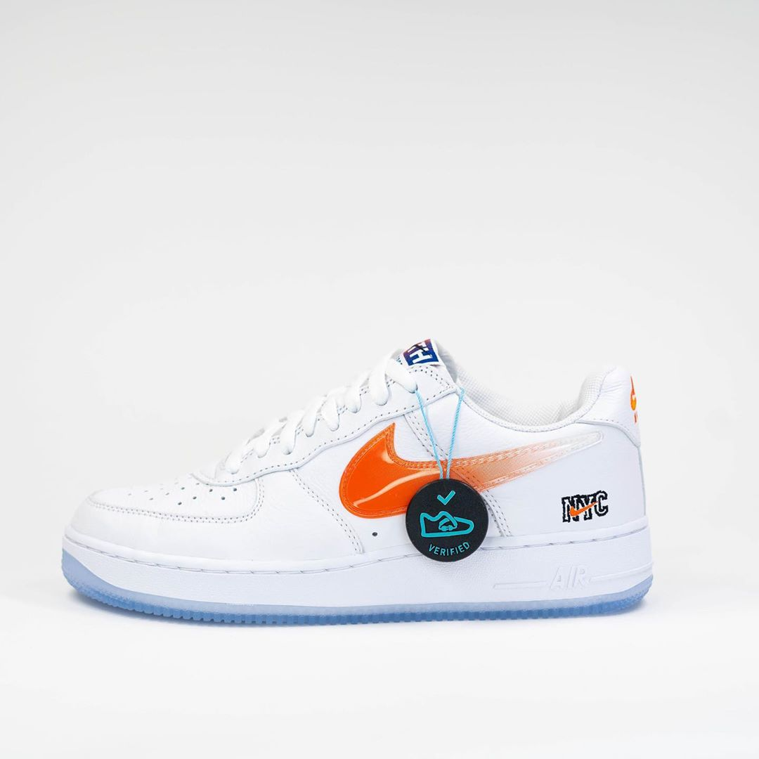 NIKE AIR FORCE 1 LOW × KITH