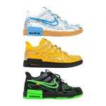 Off-White™ × NIKE AIR RUBBER DUNK リポスト抽選受付中