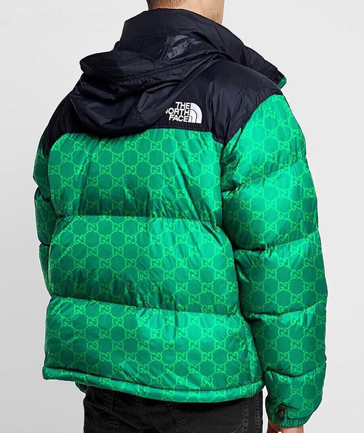 GUCCI x THE NORTH FACE