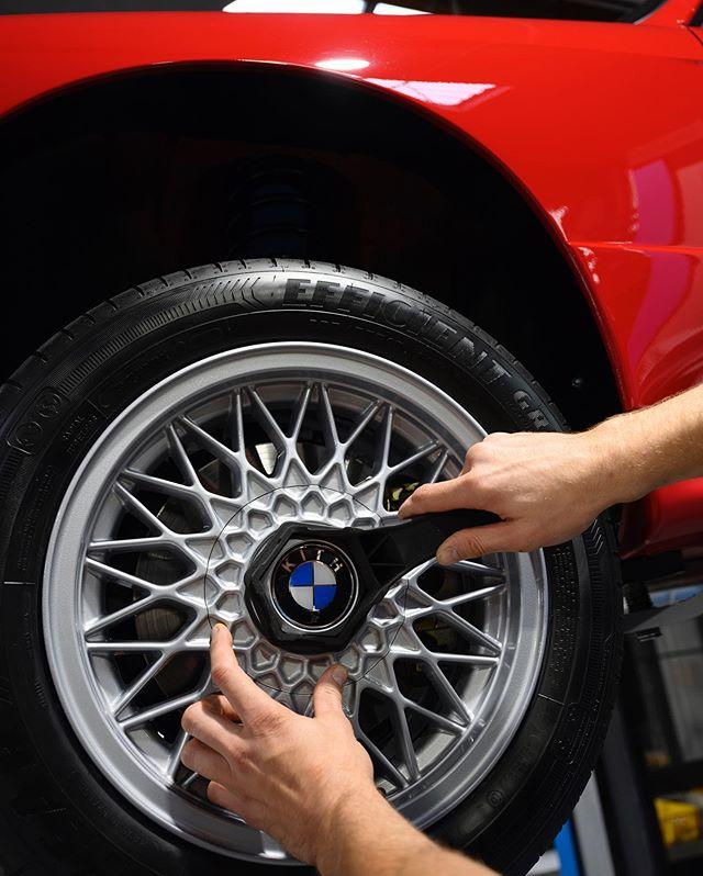 KITH × BMW