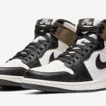 "<販売店記載>NIKE AIR JORDAN 1 RETRO HIGH ""DARK  MOCHA"" 11/21(土)発売予定"