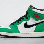 "ウィメンズ NIKE AIR JORDAN 1 HIGH ""LUCKY GREEN"" 10/15(木)発売"