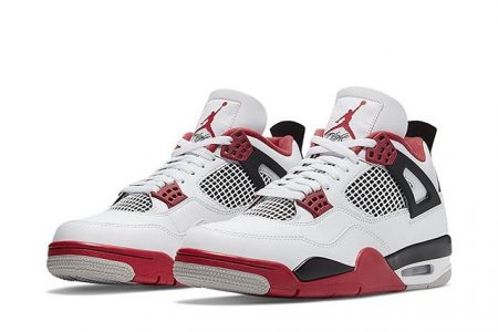 "<販売店記載>NIKE AIR JORDAN 4 ""FIRE RED""が11/28日(土)発売"