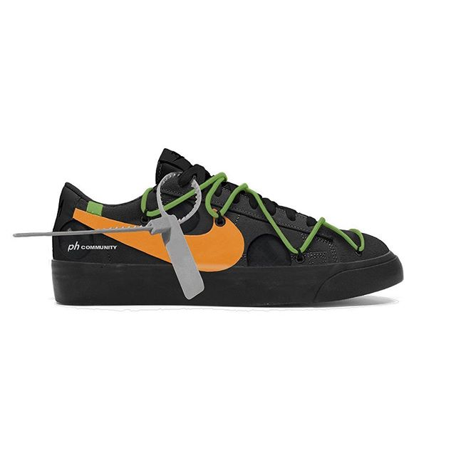 NIKE Blazer Low 77 × Off-White™