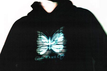 <販売店記載>Girls Don't Cry x Needles コラボアイテム国内11/21(土)発売