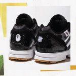 <販売店記載>adidas × UNDEFEATED × BAPE コラボスニーカー11/20(金)発売