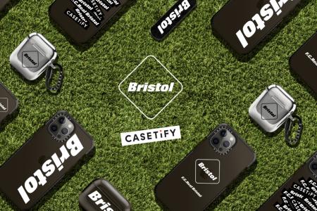 <販売店記載>F.C.Real Bristol x CASETiFY 12/4(金)発売