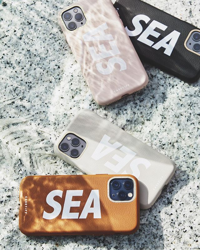 WIND  AND  SEA × CASETiFY