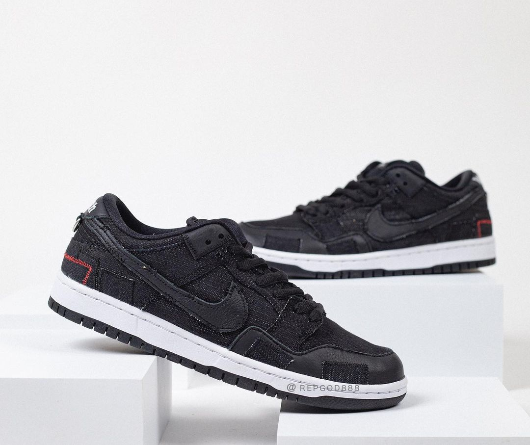 Wasted Youth x NIKE SB DUNK LOW