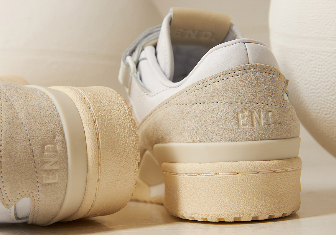 adidas Forum Low × END.